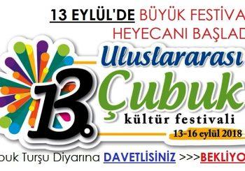 Çubuk Turşu Festivali Start Verildi